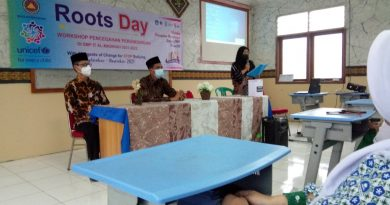 Roots Day DI SMPIT Al Madinah